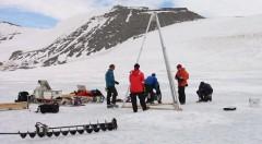 Hodgson, lago antartico, batteri antichi,