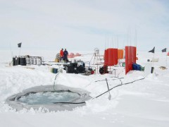 lago antartico, Hodgsin, British Antarctic Survey,
